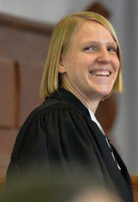 Eva Rathgeber : Pfarrerin, LA, Programm- u. PR-Ausschuss (in Elternzeit)