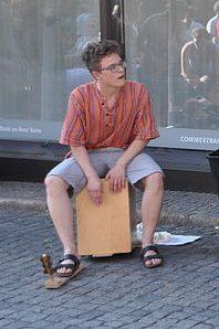 Straßenmusik beim 38. Bardentreffen 2013 in Nürnberg; Author: Rs-foto