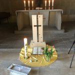 Altar, Kerzen